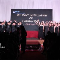 10th Joint Installation of Batu Pahat Chinese High School (CHSBP) and SMK Dato Bentara Luar (SDBL) - EPIPHANY