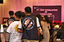 10th Joint Installation of Batu Pahat Chinese High School CHS and SMK Dato Bentara Luar SDBL - EPIPHANY - Interact Club - Rotary Sponsored Club The Katerina Hotel Batu Pahat A05