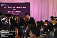 10th Joint Installation of Batu Pahat Chinese High School CHS and SMK Dato Bentara Luar SDBL - EPIPHANY - Interact Club - Rotary Sponsored Club The Katerina Hotel Batu Pahat A06