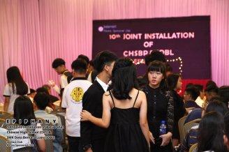 10th Joint Installation of Batu Pahat Chinese High School CHS and SMK Dato Bentara Luar SDBL - EPIPHANY - Interact Club - Rotary Sponsored Club The Katerina Hotel Batu Pahat A07