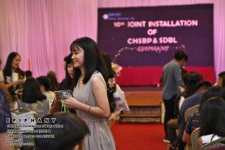 10th Joint Installation of Batu Pahat Chinese High School CHS and SMK Dato Bentara Luar SDBL - EPIPHANY - Interact Club - Rotary Sponsored Club The Katerina Hotel Batu Pahat A10