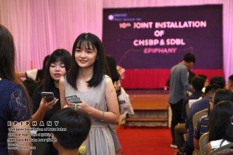 10th Joint Installation of Batu Pahat Chinese High School CHS and SMK Dato Bentara Luar SDBL - EPIPHANY - Interact Club - Rotary Sponsored Club The Katerina Hotel Batu Pahat A11
