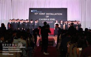 10th Joint Installation of Batu Pahat Chinese High School CHS and SMK Dato Bentara Luar SDBL - EPIPHANY - Interact Club - Rotary Sponsored Club The Katerina Hotel Batu Pahat B17