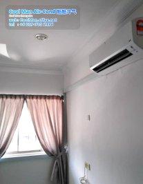 Cool Man Air-Cond Batu Pahat Air Cond Service Air-Cond Installation Air Conditioning 酷酷冷气 冷气维修服务 冷器安装 峇株巴辖 冷气服务 A28