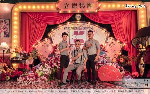 立德集团 欢庆30周年上市晚宴 KTMG 30th Anniversary Gala Kuala Lumpur Wedding Event Deco Wedding Planner Kiong Art Wedding Event 吉隆坡一站式婚礼策划布置 15 Jun 2019 Love Night Shanghai B01-005