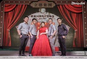 立德集团 欢庆30周年上市晚宴 KTMG 30th Anniversary Gala Kuala Lumpur Wedding Event Deco Wedding Planner Kiong Art Wedding Event 吉隆坡一站式婚礼策划布置 15 Jun 2019 Love Night Shanghai D01-005