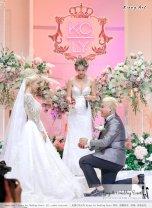 黑哥与林云姐 婚礼 Khen Chua and Leng Yein Wedding at KLCC Convention Centre Declaration of Love 爱的宣言 马来西亚 全民姐姐 Kuala Lumpur Wedding Event Deco Wedding Kiong Art Wedding Event 吉隆坡一站式婚礼策划布置 E01-037