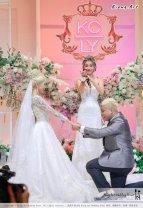 黑哥与林云姐 婚礼 Khen Chua and Leng Yein Wedding at KLCC Convention Centre Declaration of Love 爱的宣言 马来西亚 全民姐姐 Kuala Lumpur Wedding Event Deco Wedding Kiong Art Wedding Event 吉隆坡一站式婚礼策划布置 E01-038