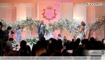 黑哥与林云姐 婚礼 Khen Chua and Leng Yein Wedding at KLCC Convention Centre Declaration of Love 爱的宣言 马来西亚 全民姐姐 Kuala Lumpur Wedding Event Deco Wedding Kiong Art Wedding Event 吉隆坡一站式婚礼策划布置 F01-016