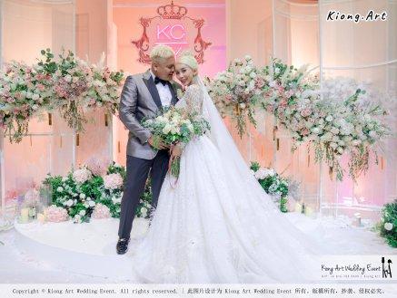 黑哥与林云姐 婚礼 Khen Chua and Leng Yein Wedding at KLCC Convention Centre Declaration of Love 爱的宣言 马来西亚 全民姐姐 Kuala Lumpur Wedding Event Deco Wedding Kiong Art Wedding Event 吉隆坡一站式婚礼策划布置 G01-008
