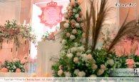 黑哥与林云姐 婚礼 Khen Chua and Leng Yein Wedding at KLCC Convention Centre Declaration of Love 爱的宣言 马来西亚 全民姐姐 Kuala Lumpur Wedding Event Deco Wedding Kiong Art Wedding Event 吉隆坡一站式婚礼策划布置 A01-016