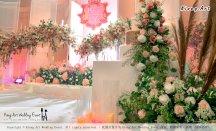 黑哥与林云姐 婚礼 Khen Chua and Leng Yein Wedding at KLCC Convention Centre Declaration of Love 爱的宣言 马来西亚 全民姐姐 Kuala Lumpur Wedding Event Deco Wedding Kiong Art Wedding Event 吉隆坡一站式婚礼策划布置 A01-001