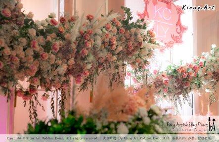 黑哥与林云姐 婚礼 Khen Chua and Leng Yein Wedding at KLCC Convention Centre Declaration of Love 爱的宣言 马来西亚 全民姐姐 Kuala Lumpur Wedding Event Deco Wedding Kiong Art Wedding Event 吉隆坡一站式婚礼策划布置 B01-002