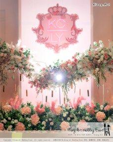 黑哥与林云姐 婚礼 Khen Chua and Leng Yein Wedding at KLCC Convention Centre Declaration of Love 爱的宣言 马来西亚 全民姐姐 Kuala Lumpur Wedding Event Deco Wedding Kiong Art Wedding Event 吉隆坡一站式婚礼策划布置 B01-007
