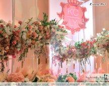 黑哥与林云姐 婚礼 Khen Chua and Leng Yein Wedding at KLCC Convention Centre Declaration of Love 爱的宣言 马来西亚 全民姐姐 Kuala Lumpur Wedding Event Deco Wedding Kiong Art Wedding Event 吉隆坡一站式婚礼策划布置 A01-002