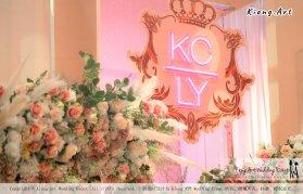 黑哥与林云姐 婚礼 Khen Chua and Leng Yein Wedding at KLCC Convention Centre Declaration of Love 爱的宣言 马来西亚 全民姐姐 Kuala Lumpur Wedding Event Deco Wedding Kiong Art Wedding Event 吉隆坡一站式婚礼策划布置 B01-011