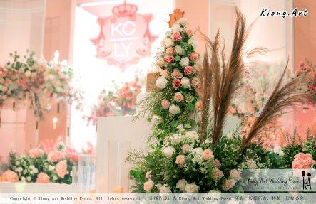 黑哥与林云姐 婚礼 Khen Chua and Leng Yein Wedding at KLCC Convention Centre Declaration of Love 爱的宣言 马来西亚 全民姐姐 Kuala Lumpur Wedding Event Deco Wedding Kiong Art Wedding Event 吉隆坡一站式婚礼策划布置 B01-015