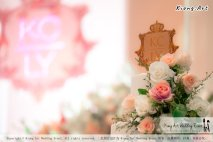 黑哥与林云姐 婚礼 Khen Chua and Leng Yein Wedding at KLCC Convention Centre Declaration of Love 爱的宣言 马来西亚 全民姐姐 Kuala Lumpur Wedding Event Deco Wedding Kiong Art Wedding Event 吉隆坡一站式婚礼策划布置 B01-017