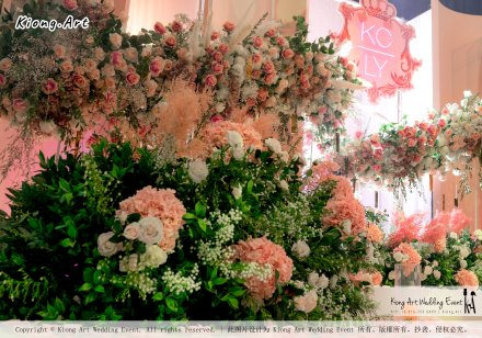 黑哥与林云姐 婚礼 Khen Chua and Leng Yein Wedding at KLCC Convention Centre Declaration of Love 爱的宣言 马来西亚 全民姐姐 Kuala Lumpur Wedding Event Deco Wedding Kiong Art Wedding Event 吉隆坡一站式婚礼策划布置 A01-003