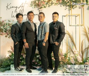 黑哥与林云姐 婚礼 Khen Chua and Leng Yein Wedding at KLCC Convention Centre Declaration of Love 爱的宣言 马来西亚 全民姐姐 Kuala Lumpur Wedding Event Deco Wedding Kiong Art Wedding Event 吉隆坡一站式婚礼策划布置 C01-005