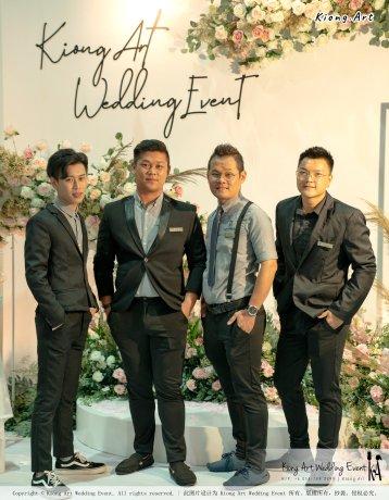 黑哥与林云姐 婚礼 Khen Chua and Leng Yein Wedding at KLCC Convention Centre Declaration of Love 爱的宣言 马来西亚 全民姐姐 Kuala Lumpur Wedding Event Deco Wedding Kiong Art Wedding Event 吉隆坡一站式婚礼策划布置 C01-013