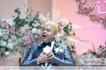 黑哥与林云姐 婚礼 Khen Chua and Leng Yein Wedding at KLCC Convention Centre Declaration of Love 爱的宣言 马来西亚 全民姐姐 Kuala Lumpur Wedding Event Deco Wedding Kiong Art Wedding Event 吉隆坡一站式婚礼策划布置 D01-016