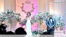 黑哥与林云姐 婚礼 Khen Chua and Leng Yein Wedding at KLCC Convention Centre Declaration of Love 爱的宣言 马来西亚 全民姐姐 Kuala Lumpur Wedding Event Deco Wedding Kiong Art Wedding Event 吉隆坡一站式婚礼策划布置 E01-005