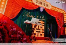 Kuala Lumpur Wedding Event Deco Wedding Planner Kiong Art Wedding Event 吉隆坡一站式婚礼策划布置 Klang WK Banquet Hall Oriental Traditional Culture Wedding 东方传统文化婚礼 A01-011