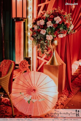 Kuala Lumpur Wedding Event Deco Wedding Planner Kiong Art Wedding Event 吉隆坡一站式婚礼策划布置 Klang WK Banquet Hall Oriental Traditional Culture Wedding 东方传统文化婚礼 C01-002