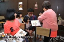 Urban Sketchers Batu Pahat 峇株吧辖 都市写生 A018