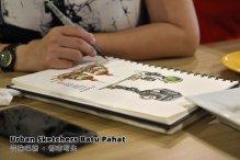 Urban Sketchers Batu Pahat 峇株吧辖 都市写生 B007