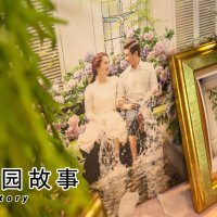 A Garden Story 温馨花园故事 @ 28 Dec 2018  | Wedding Theme