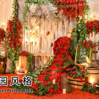 European and American Pastoral Style 欧美田园风格 @ 23 Mar 2019 | Wedding Theme