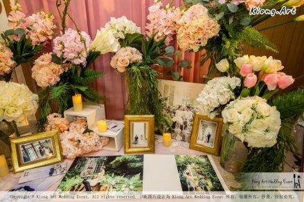 Malaysia Selangor Klang Kuala Lumpur Wedding Event Deco Wedding Planner Kiong Art Wedding Event 马来西亚 雪兰莪 巴生 雪隆区 吉隆坡一站式婚礼策划布置 A Gargen Story 温馨花园故事 A01-034