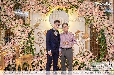 Malaysia Selangor Klang Kuala Lumpur Wedding Event Deco Wedding Planner Kiong Art Wedding Event 马来西亚 雪兰莪 巴生 雪隆区 吉隆坡一站式婚礼策划布置 A Gargen Story 温馨花园故事 B01-003