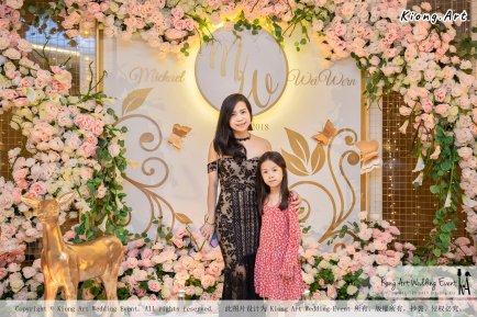 Malaysia Selangor Klang Kuala Lumpur Wedding Event Deco Wedding Planner Kiong Art Wedding Event 马来西亚 雪兰莪 巴生 雪隆区 吉隆坡一站式婚礼策划布置 A Gargen Story 温馨花园故事 B01-018