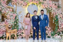 Malaysia Selangor Klang Kuala Lumpur Wedding Event Deco Wedding Planner Kiong Art Wedding Event 马来西亚 雪兰莪 巴生 雪隆区 吉隆坡一站式婚礼策划布置 A Gargen Story 温馨花园故事 B01-023