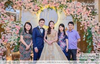 Malaysia Selangor Klang Kuala Lumpur Wedding Event Deco Wedding Planner Kiong Art Wedding Event 马来西亚 雪兰莪 巴生 雪隆区 吉隆坡一站式婚礼策划布置 A Gargen Story 温馨花园故事 C01-007
