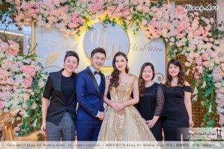 Malaysia Selangor Klang Kuala Lumpur Wedding Event Deco Wedding Planner Kiong Art Wedding Event 马来西亚 雪兰莪 巴生 雪隆区 吉隆坡一站式婚礼策划布置 A Gargen Story 温馨花园故事 C01-008