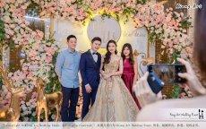 Malaysia Selangor Klang Kuala Lumpur Wedding Event Deco Wedding Planner Kiong Art Wedding Event 马来西亚 雪兰莪 巴生 雪隆区 吉隆坡一站式婚礼策划布置 A Gargen Story 温馨花园故事 C01-010
