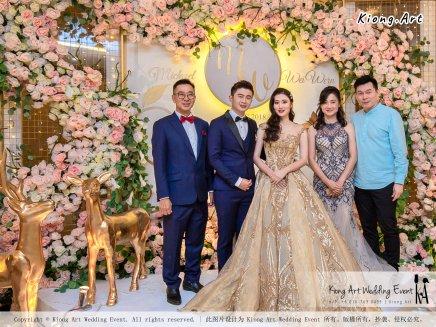 Malaysia Selangor Klang Kuala Lumpur Wedding Event Deco Wedding Planner Kiong Art Wedding Event 马来西亚 雪兰莪 巴生 雪隆区 吉隆坡一站式婚礼策划布置 A Gargen Story 温馨花园故事 C01-014