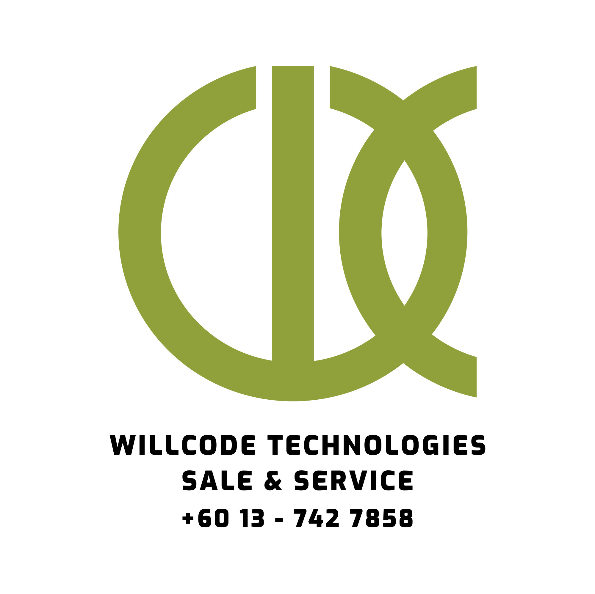 Batu Pahat Computer and Softwares Services On-site Services Willcode Technologies Sale and Service Logo A01