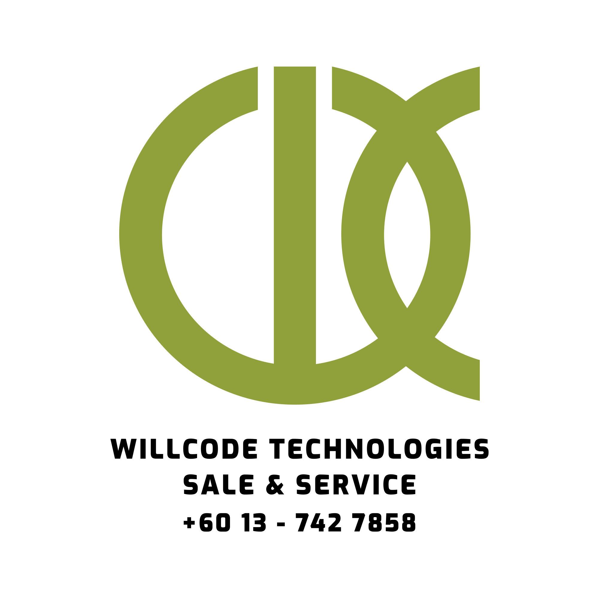 峇株巴辖电脑销售电脑维修与软件供应服务 - 提供峇株巴辖上门服务 Willcode Technologies Sale and Service Logo A01